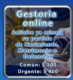 Distribucion y Gestoria online Montevideo Uruguay