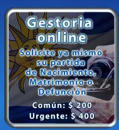 Distribucion y Gestoria online Montevideo Uruguay